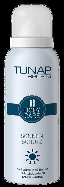 TUNAP SPORTS Sunscreen SPF 50