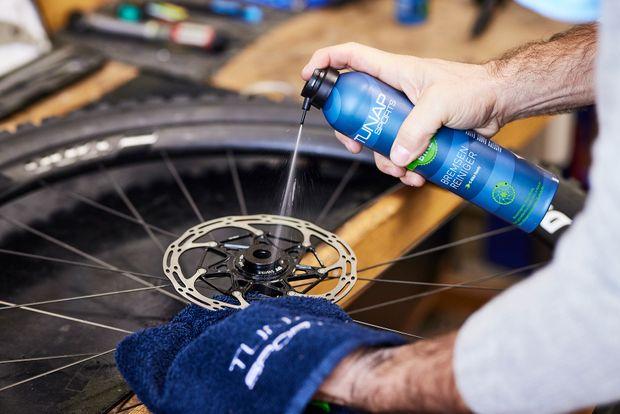 TUNAP SPORTS Brake cleaner