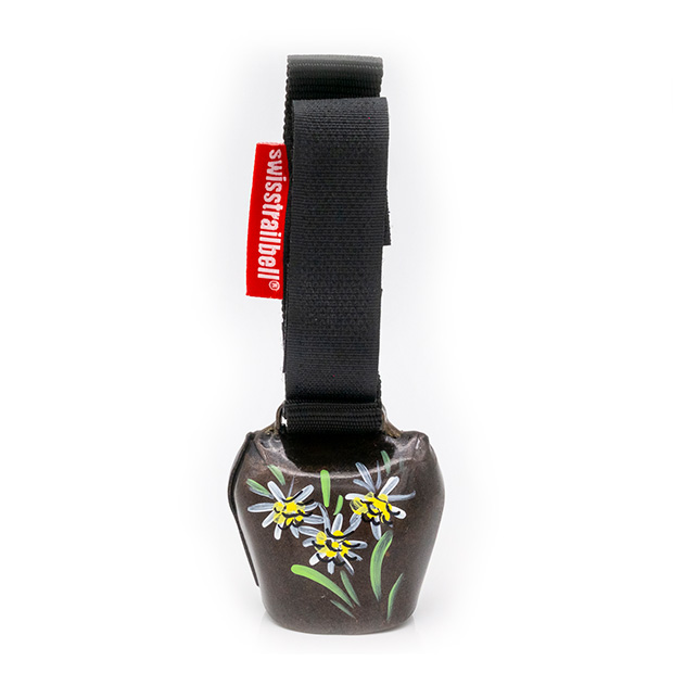 swisstrailbell® Black-Edelweiss