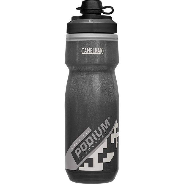 CamelBak Podium® Chill Dirt Series Thermo Bottle - black