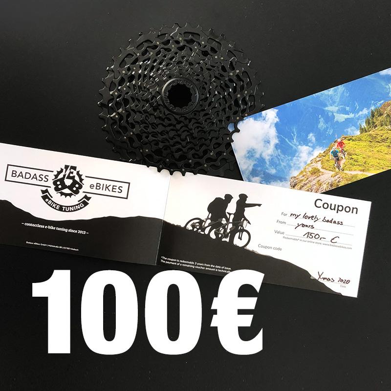 Coupon 100€