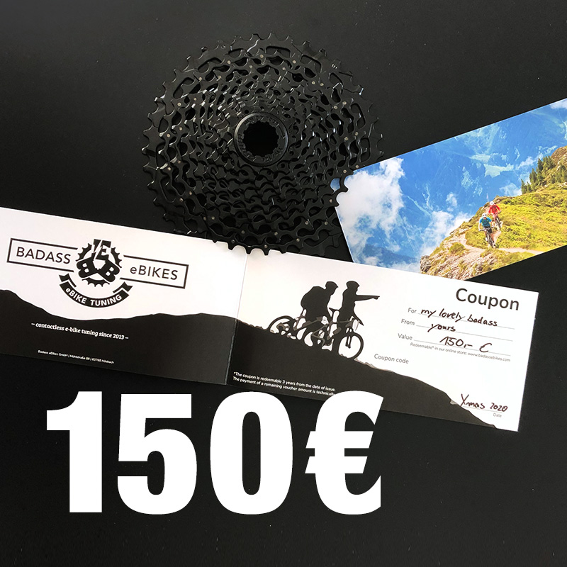 Coupon 150€