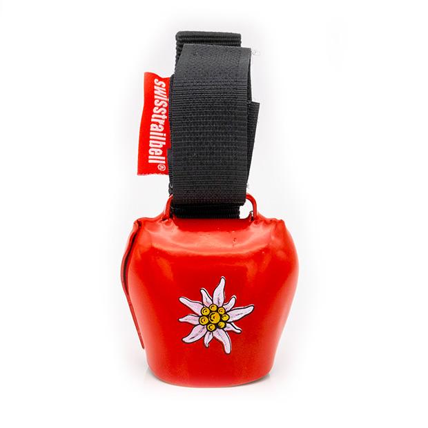 swisstrailbell® Red-Edelweiss