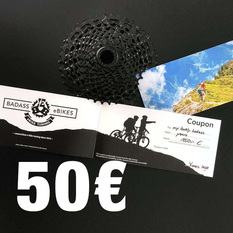 Coupon 50€